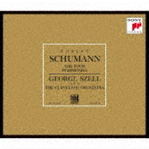 ジョージ・セル(cond) / シューマン:交響曲全集、メンデルスゾーン:交響曲第4番「イタリア」&真夏の夜の夢(完全生産限定盤/ハイブリッドCD) [CD]