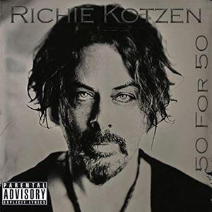 輸入盤 RICHIE KOTZEN / 50 FOR 50 [CD]