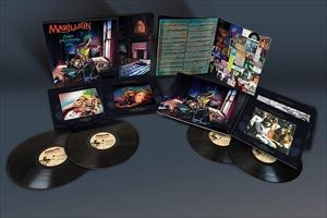 輸入盤 MARILLION / SCRIPT FOR A JESTER'S TEAR (DELUXE EDITION) (LTD) [4LP]