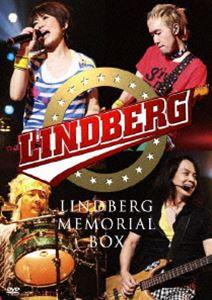 LINDBERG MEMORIAL BOX(5000セット限定版/3DVD+2CD) [DVD]