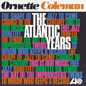 輸入盤 ORNETTE COLEMAN / ATLANTIC YEARS (LTD) [10LP]