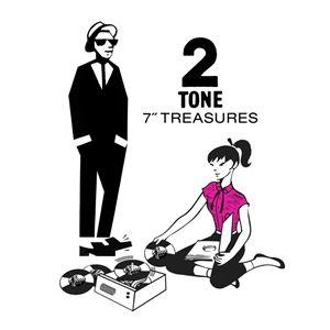 """輸入盤 VARIOUS / """"TWO TONES 7"""""""" TREASURES (BOX SET) (LTD)"""" [7inch x12]"""