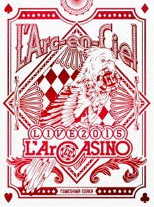 L'Arc~en~Ciel LIVE 2015 L'ArCASINO(初回生産限定盤) [Blu-ray]