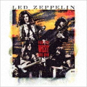 レッド・ツェッペリン / 伝説のライヴ-HOW THE WEST WAS WON-(完全生産限定デラックスエディション盤/3CD+4アナログ+DVD-Audio) [CD]