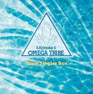 杉山清貴&オメガトライブ / 7inch Singles Box(限定盤) [レコード]