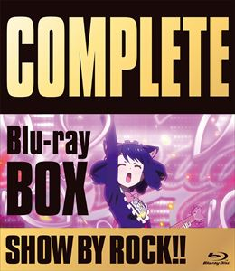 TVアニメ「SHOW BY ROCK!!」COMPLETE Blu-ray BOX [Blu-ray]