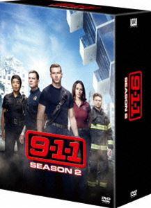 9-1-1 LA救命最前線 シーズン2 DVDコレクターズBOX [DVD]