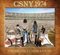 輸入盤 CROSBY STILLS NASH & YOUNG / CSNY 1974 (BLU-RAY AUDIO+DVD) [BLU-RAY AUDIO+DVD]