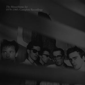 輸入盤 MONOCHROME SET / COMPLETE RECORDINGS 1979-1985 [6CD]