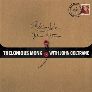 輸入盤 THELONIOUS MONK & JOHN COLTRANE / COMPLETE 1957 RIVERSIDE RECORDINGS [3LP]