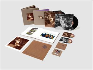 輸入盤 LED ZEPPELIN / IN THROUGH THE OUT DOOR (SUPER DLX/LTD) [2CD+2LP]