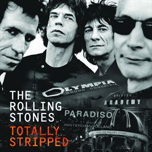輸入盤 ROLLING STONES / TOTALLY STRIPPED (SUPER DLX)(LTD) [4BLU-RAY+CD]