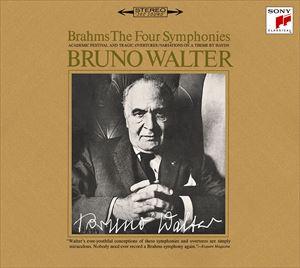 ブルーノ・ワルター(cond) / ブラームス:交響曲全集・管弦楽曲・協奏曲・声楽曲集(完全生産限定盤/5ハイブリッドCD+CD) [CD]