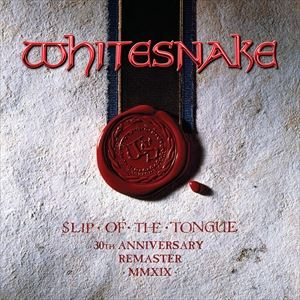 輸入盤 WHITESNAKE / SLIP OF THE TONGUE (30TH ANNIVERSARY EDITION) (SUPER DELUXE EDITION) [6CD+DVD]