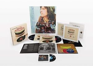 輸入盤 ROLLING STONES / LET IT BLEED (50TH ANNIVERSARY LIMITED DELUXE EDITION) (BOX SET) [2xSACD+2LP+7inch]
