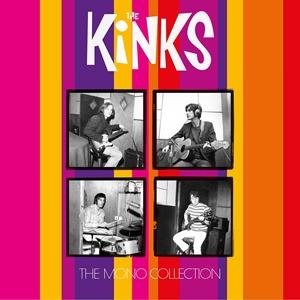 輸入盤 KINKS / MONO COLLECTION-VINYL BOX SET (LTD) [10LP]