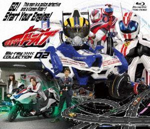 仮面ライダードライブ Blu-ray COLLECTION 2 [Blu-ray]