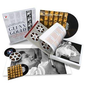 輸入盤 GLENN GOULD / GOLDBERG VARIATIONS [7CD+LP]