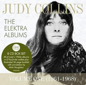 輸入盤 JUDY COLLINS / ELEKTRA ALBUMS VOLUME 1 [8CD]