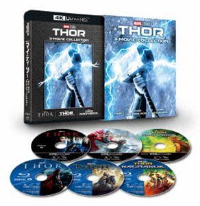 マイティ・ソー:4K UHD 3ムービー・コレクション(数量限定) [Ultra HD Blu-ray]