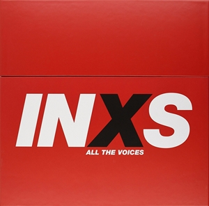 輸入盤 INXS / ALL THE VOICES (BOXSET)(LTD) [10LP]