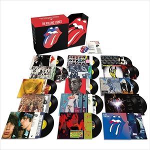 輸入盤 ROLLING STONES / STUDIO ALBUMS VINYL COLLECTION : 1971-2016 (LTD) [20LP]