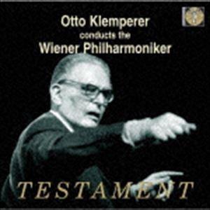 オットー・クレンペラー(cond) / クレンペラー&ウィーン・フィル~1968年ウィーン芸術週間ライヴ [CD]