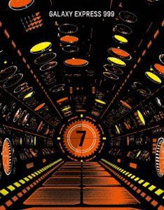 松本零士画業60周年記念 銀河鉄道999 タイムセール 日本製 テレビシリーズBlu-ray Blu-ray BOX-7