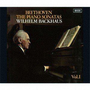 ベートーヴェン:ピアノ・ソナタ全集Vol.1 [スーパーオーディオCD]