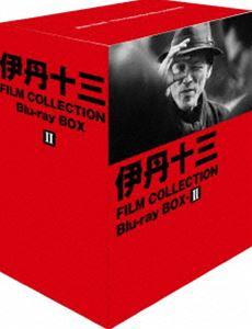 伊丹十三 FILM COLLECTION Blu-ray BOX II [Blu-ray]