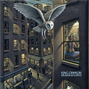 輸入盤 KING CRIMSON / HEAVEN & EARTH : 1997-2008 (LTD) [18CD+2DVD+4BD]