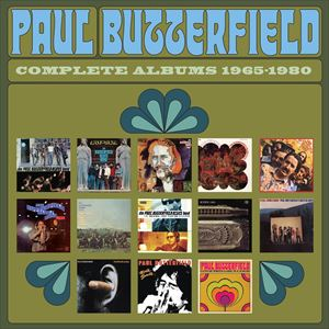 輸入盤 PAUL BUTTERFIELD BLUES BAND / COMPLETE ALBUMS : 1965-1980 [14CD]