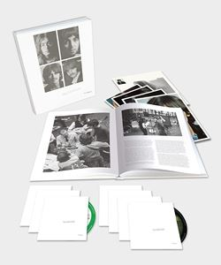 輸入盤 BEATLES / BEATLES (WHITE ALBUM) (SP DLX) (LTD) [6CD+BLU-RAY]