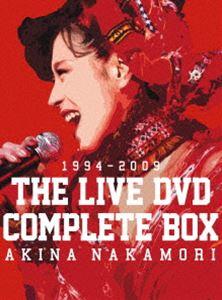 【最安値】 中森明菜 THE LIVE DVD COMPLETE BOX [DVD], ADVANCED 51df7789