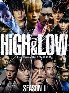 HiGH&LOW SEASON 1 完全版 BOX [Blu-ray]