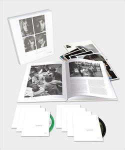 ザ・ビートルズ / ザ・ビートルズ(ホワイト・アルバム)<スーパー・デラックス・エディション>(完全生産限定盤/6SHM-CD+Blu-ray Audio) [CD]