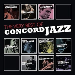 輸入盤 VARIOUS / VERY BEST OF CONCORD JAZZ [10CD]