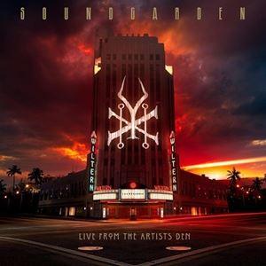 輸入盤 SOUNDGARDEN / LIVE FROM THE ARTISTS DEN (SUPER DELUXE) (LTD) [BD+4LP+2CD]