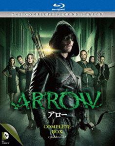 ARROW/アロー〈セカンド・シーズン〉 コンプリート・ボックス [Blu-ray]