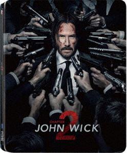 ジョン・ウィック:チャプター2 コレクターズ・エディション【数量限定スチールブック仕様・日本オリジナルデザイン】(数量限定) [Blu-ray]
