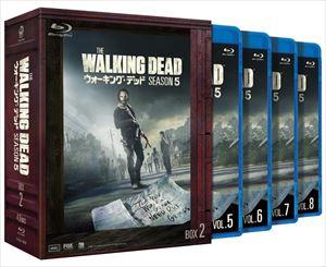 ウォーキング・デッド5 Blu-ray-BOX2 [Blu-ray]