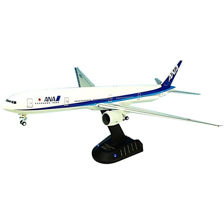 【ネコポス不可】IWAYA/イワヤ ANAサウンドジェット 777-300ER 1/200スケール 804202【A】【キャンセル・返品不可】