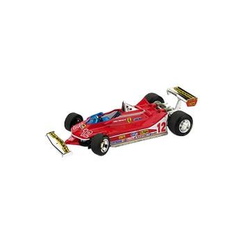 【クーポンで100円OFF!】【ネコポス不可】BRUMM/ブルム フェラーリ 312 T4 12 G.Villeneuve R512RS【A】【キャンセル・返品不可】