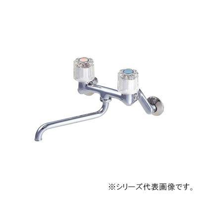 【ネコポス不可】三栄 SANEI ツーバルブ混合栓 CK111-13【A】【キャンセル・返品不可】