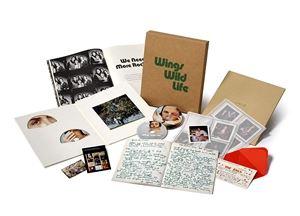 <title>輸入盤 PAUL 爆買い新作 MCCARTNEY WINGS WILD LIFE BOX SET 3CD DVD</title>