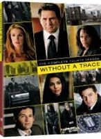 WITHOUT A TRACE/FBI 失踪者を追え!〈フォース・シーズン〉コレクターズ・ボックス [DVD]