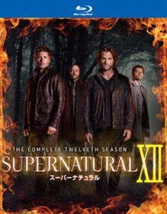 SUPERNATURAL XII〈トゥエルブ・シーズン〉 ブルーレイ コンプリート・ボックス [Blu-ray]