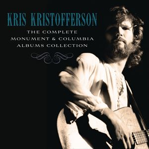 輸入盤 KRIS KRISTOFFERSON / COMPLETE MONUMENT & COLUMBIA ALBUM COLLECTION [16CD]