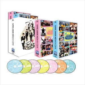 SUPER JUNIOR-Mのゲストハウス -Special Box-(DVD)