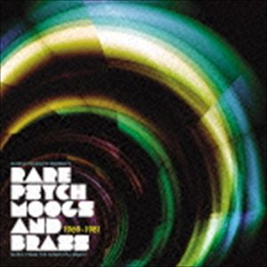 RARE PSYCH MOOGS AND BRASS マーケティング : MUSIC FROM THE LIBRARY SONOTON TO 1969 商品追加値下げ在庫復活 1981 CD
